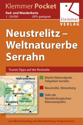 Pocket: Neustrelitz – Weltnaturerbe Serrahn