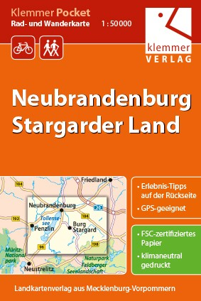 Pocket: Neubrandenburg – Stargarder Land
